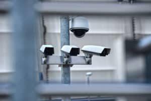 Monitoring kamery